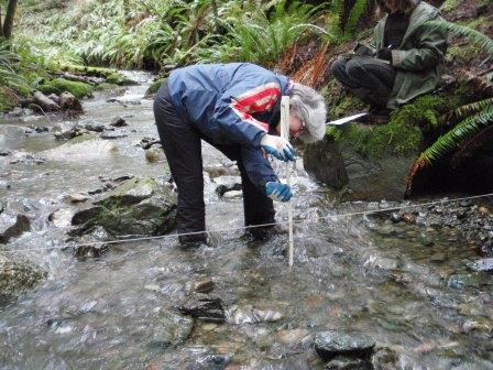 Upcoming Streamkeepers course in Campbell River
