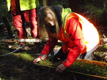 New Environmental Technician Certificate Program in Courtenay