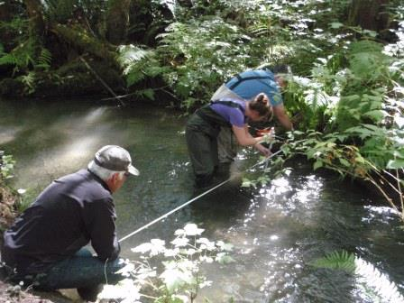 MVIHES sponsors a Streamkeepers Course